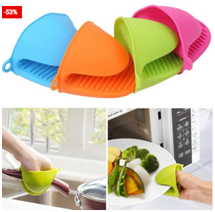 Silicone Oven Gloves For Baking And Cooking